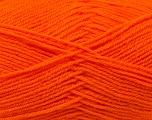 Fine Weight  Fiber Content 100% Acrylic, Orange, Brand Ice Yarns, Yarn Thickness 2 Fine  Sport, Baby, fnt2-24516