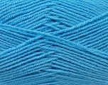 Fine Weight  Fiber Content 100% Acrylic, Light Blue, Brand Ice Yarns, Yarn Thickness 2 Fine  Sport, Baby, fnt2-24521