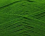 Fine Weight  Fiber Content 100% Acrylic, Brand Ice Yarns, Green, Yarn Thickness 2 Fine  Sport, Baby, fnt2-24523