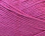Fiber Content 100% Viscose, Brand Ice Yarns, Dark Pink, Yarn Thickness 2 Fine  Sport, Baby, fnt2-32647
