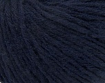 Fiber Content 63% Acrylic, 20% Wool, 2% Elastan, 15% Alpaca, Navy, Brand ICE, Yarn Thickness 4 Medium  Worsted, Afghan, Aran, fnt2-37811