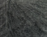 Fiber Content 45% Acrylic, 20% Alpaca, 20% Wool, 15% Polyamide, Brand ICE, Grey, fnt2-40269