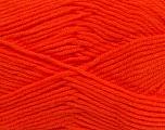 Fiber Content 100% Micro Acrylic, Orange, Brand Ice Yarns, Yarn Thickness 3 Light  DK, Light, Worsted, fnt2-42289