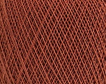 Fiber Content 65% Cotton, 35% Polyamide, Brand Ice Yarns, Copper, Yarn Thickness 1 SuperFine  Sock, Fingering, Baby, fnt2-45922