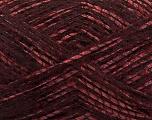 Fiber Content 50% Polyamide, 30% Acrylic, 20% Mohair, Pink, Brand Ice Yarns, Burgundy, Yarn Thickness 3 Light  DK, Light, Worsted, fnt2-48468