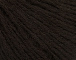 Fiber Content 60% Acrylic, 40% Wool, Brand Ice Yarns, Dark Brown, Yarn Thickness 2 Fine  Sport, Baby, fnt2-48953