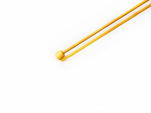 2 mm (US 0) A set of 2 bamboo knitting needles. Length: 35 cm (14&). Size: 2 mm (US 0) Brand SKC, Yarn Thickness Other, acs-164