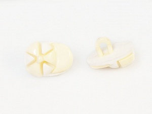 15mm long  White, Yarn Thickness Other, Light Yellow, Brand ICE, acs-475