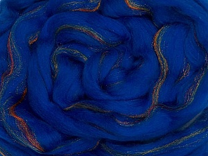 50gr-2m (1.76oz-2.18yards) 95%Wool, 5% Lurex Felt Fiber Content 95% Wool, 5% Lurex, Red, Yarn Thickness Other, Brand ICE, Gold, Blue, acs-991