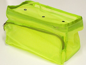 Sizes: 16 cm x 20 cm x 35 cm Neon Green, Brand ICE, acs-1256