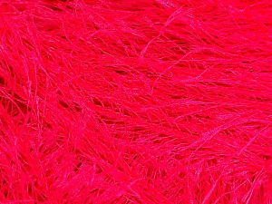Fiber Content 100% Polyester, Neon Pink, Brand ICE, Yarn Thickness 5 Bulky  Chunky, Craft, Rug, fnt2-50645