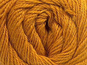 Fiber Content 45% Alpaca, 30% Polyamide, 25% Wool, Brand Ice Yarns, Gold, Yarn Thickness 2 Fine  Sport, Baby, fnt2-51594