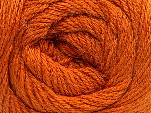 Fiber Content 45% Alpaca, 30% Polyamide, 25% Wool, Orange, Brand ICE, Yarn Thickness 2 Fine  Sport, Baby, fnt2-51595