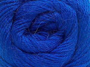Fiber Content 45% Alpaca, 30% Polyamide, 25% Wool, Brand ICE, Dark Blue, Yarn Thickness 2 Fine  Sport, Baby, fnt2-51599