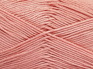 Fiber Content 50% Bamboo, 50% Acrylic, Light Rose Pink, Brand ICE, Yarn Thickness 2 Fine  Sport, Baby, fnt2-51669