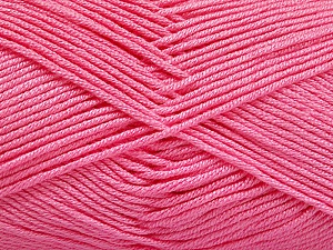 Fiber Content 50% Bamboo, 50% Acrylic, Pink, Brand ICE, Yarn Thickness 2 Fine  Sport, Baby, fnt2-51670