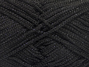 Width is 3 mm Fiber Content 100% Polyester, Brand ICE, Black, fnt2-51850
