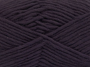 Fiber Content 100% Wool, Purple, Brand ICE, Yarn Thickness 5 Bulky  Chunky, Craft, Rug, fnt2-51916