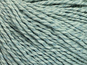 Fiber Content 68% Cotton, 32% Silk, Light Blue, Brand Ice Yarns, Yarn Thickness 2 Fine  Sport, Baby, fnt2-51930