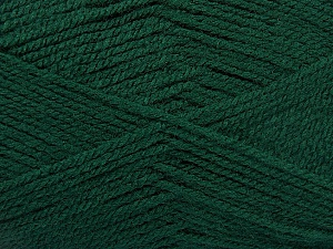 İçerik 100% Akrilik, Brand Ice Yarns, Dark Green, Yarn Thickness 3 Light DK, Light, Worsted, fnt2-52079