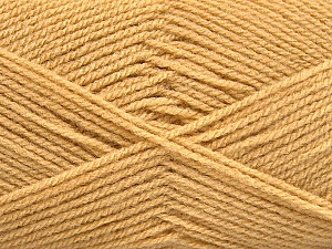 Fiber Content 100% Baby Acrylic, Brand ICE, Cafe Latte, Yarn Thickness 2 Fine  Sport, Baby, fnt2-52630