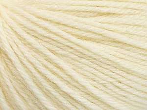 Fiber Content 55% Baby Alpaca, 45% Superwash Extrafine Merino Wool, Brand ICE, Cream, Yarn Thickness 3 Light  DK, Light, Worsted, fnt2-52945