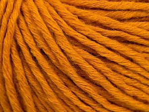 Fiber Content 55% Acrylic, 45% Wool, Brand ICE, Gold, Yarn Thickness 5 Bulky  Chunky, Craft, Rug, fnt2-54378
