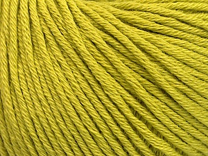 Global Organic Textile Standard (GOTS) Certified Product. CUC-TR-017 PRJ 805332/918191 Fiber Content 100% Organic Cotton, Light Olive Green, Brand Ice Yarns, Yarn Thickness 3 Light DK, Light, Worsted, fnt2-54730