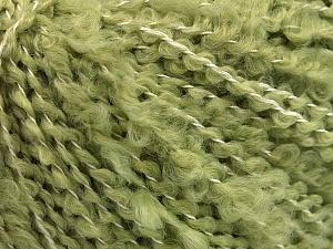 Fiber Content 100% Acrylic, Light Khaki, Brand ICE, Yarn Thickness 5 Bulky  Chunky, Craft, Rug, fnt2-55155