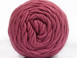 Fiber Content 100% Wool, Orchid, Brand ICE, Yarn Thickness 6 SuperBulky  Bulky, Roving, fnt2-55490