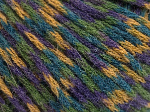 Fiber Content 60% Acrylic, 40% Wool, Purple, Brand ICE, Cafe Latte, Blue, Yarn Thickness 3 Light  DK, Light, Worsted, fnt2-55522