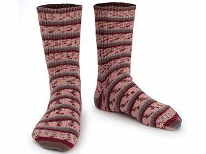 Fiber Content 75% Superwash Wool, 25% Polyamide, Pink, Brand ICE, Grey, Burgundy, Yarn Thickness 1 SuperFine  Sock, Fingering, Baby, fnt2-55546