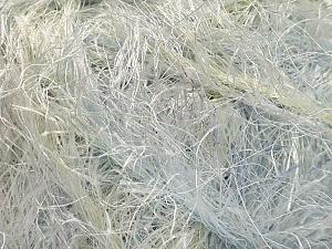 Fiber Content 100% Polyamide, White, Light Yellow, Light Blue, Brand Ice Yarns, Yarn Thickness 5 Bulky Chunky, Craft, Rug, fnt2-55737