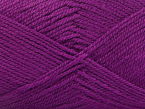 Fiber Content 100% Acrylic, Purple, Brand ICE, Yarn Thickness 2 Fine  Sport, Baby, fnt2-56174