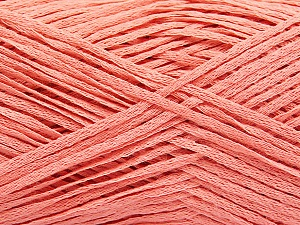 Fiber Content 100% Acrylic, Light Salmon, Brand ICE, Yarn Thickness 2 Fine  Sport, Baby, fnt2-56542