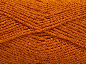 Fiber Content 100% Acrylic, Brand ICE, Dark Gold, Yarn Thickness 3 Light  DK, Light, Worsted, fnt2-56565