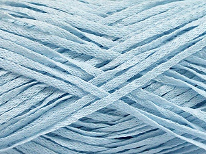 Fiber Content 100% Acrylic, Light Blue, Brand ICE, Yarn Thickness 3 Light  DK, Light, Worsted, fnt2-56693