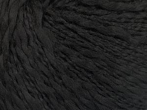 Fiber Content 90% Acrylic, 10% Cotton, Brand ICE, Black, fnt2-56752
