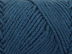 Items made with this yarn are machine washable & dryable. Fiber Content 100% Acrylic, Navy, Brand ICE, Yarn Thickness 4 Medium  Worsted, Afghan, Aran, fnt2-57422