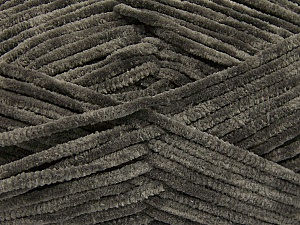 Fiber Content 100% Micro Fiber, Brand ICE, Dark Grey, Yarn Thickness 3 Light  DK, Light, Worsted, fnt2-57618