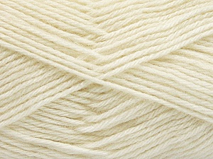 Fiber Content 65% Merino Wool, 35% Silk, Brand ICE, Ecru, Yarn Thickness 3 Light  DK, Light, Worsted, fnt2-57669