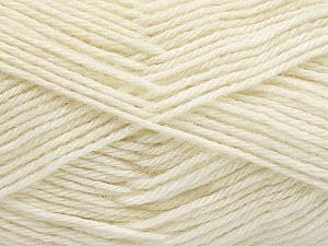 Fiber Content 65% Merino Wool, 35% Silk, Brand ICE, Ecru, Yarn Thickness 3 Light  DK, Light, Worsted, fnt2-57669