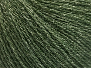 Fiber Content 65% Merino Wool, 35% Silk, Jungle Green, Brand ICE, Yarn Thickness 1 SuperFine  Sock, Fingering, Baby, fnt2-57858