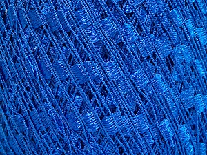 Trellis  Fiber Content 100% Polyester, Brand ICE, Blue, Yarn Thickness 5 Bulky  Chunky, Craft, Rug, fnt2-58089