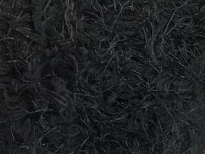 Fiber Content 100% Polyamide, Brand Ice Yarns, Black, Yarn Thickness 6 SuperBulky Bulky, Roving, fnt2-58111