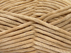 Fiber Content 100% Micro Fiber, Brand ICE, Beige, Yarn Thickness 4 Medium  Worsted, Afghan, Aran, fnt2-58179