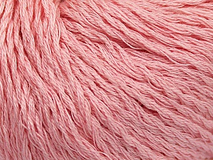 Fiber Content 40% Bamboo, 35% Cotton, 25% Linen, Light Pink, Brand ICE, Yarn Thickness 2 Fine  Sport, Baby, fnt2-58475