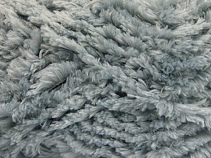 Fiber Content 100% Micro Fiber, Brand ICE, Grey, Yarn Thickness 6 SuperBulky  Bulky, Roving, fnt2-58813