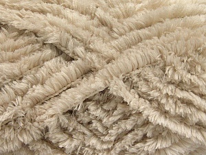 Fiber Content 100% Micro Fiber, Brand ICE, Beige, Yarn Thickness 6 SuperBulky  Bulky, Roving, fnt2-58814