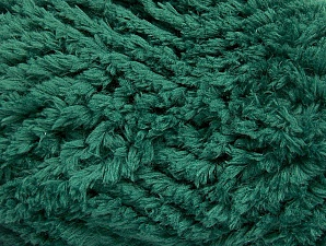 Fiber Content 100% Micro Fiber, Brand ICE, Dark Green, Yarn Thickness 6 SuperBulky  Bulky, Roving, fnt2-58818